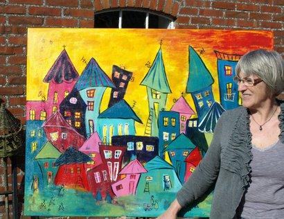 Inge M Lindhardt