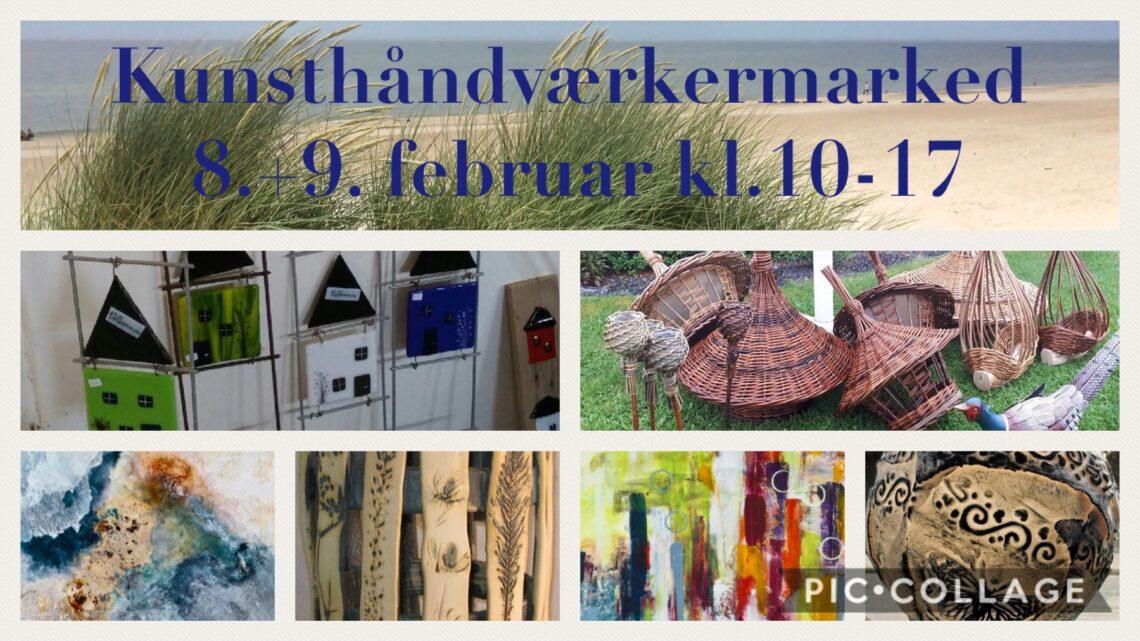 Kunsthåndværkermarked i Fjand Gårdbutik