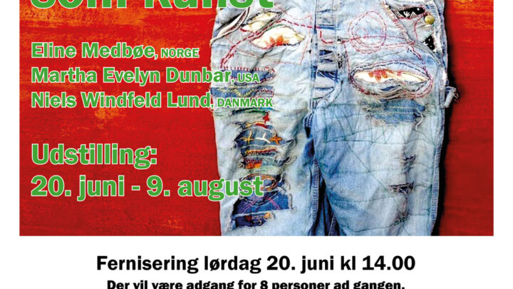 Kunstnertur: Kunsten at reparere